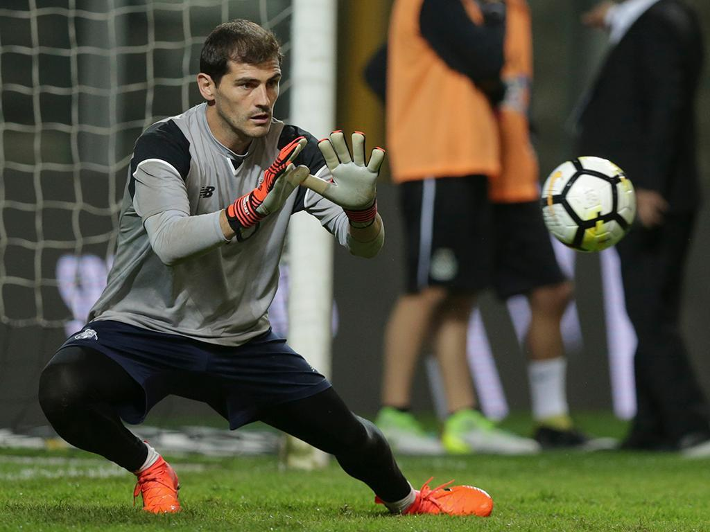 Casillas (Lusa)