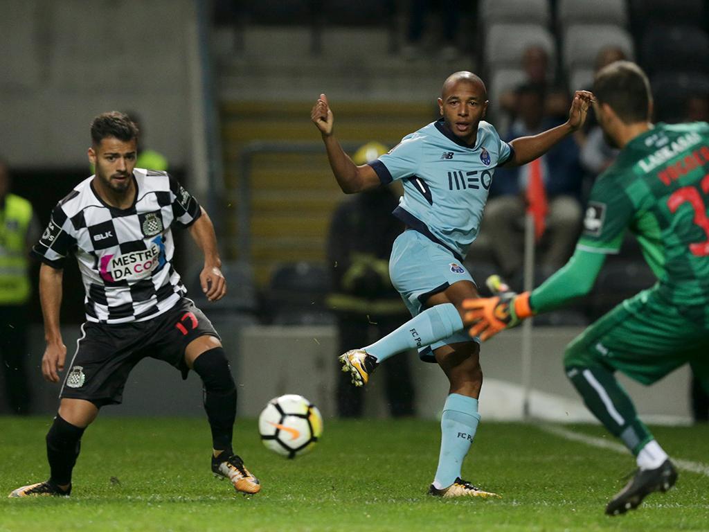 Boavista-FC Porto (Lusa)