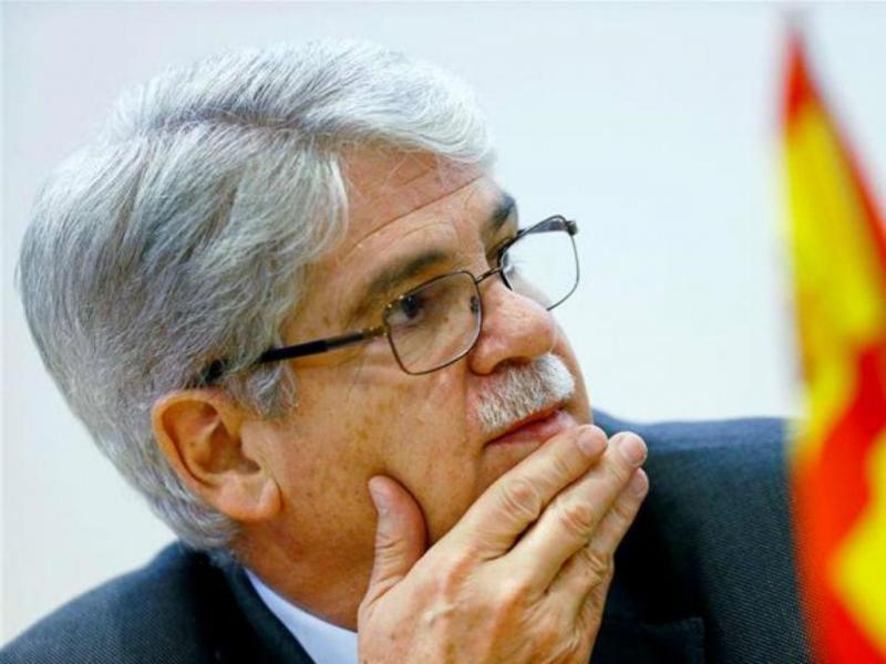 Ministro espanhol dos Negócios Estrangeiros, Alfonso Dastis