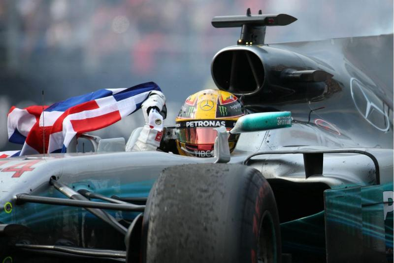 Lewis Hamilton - GP do México (Reuters)