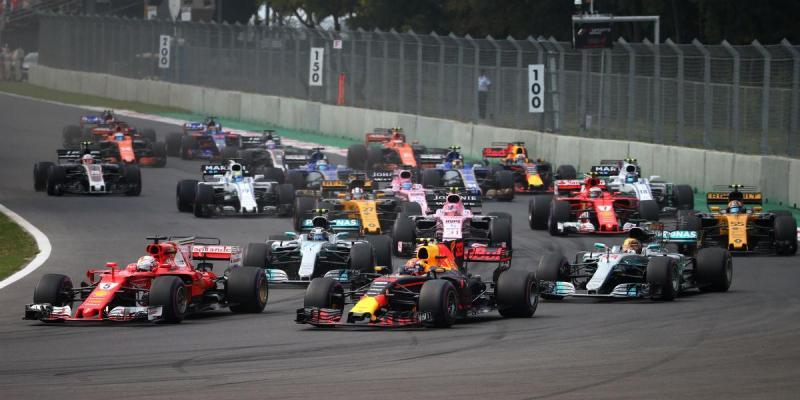 GP do México (Reuters)