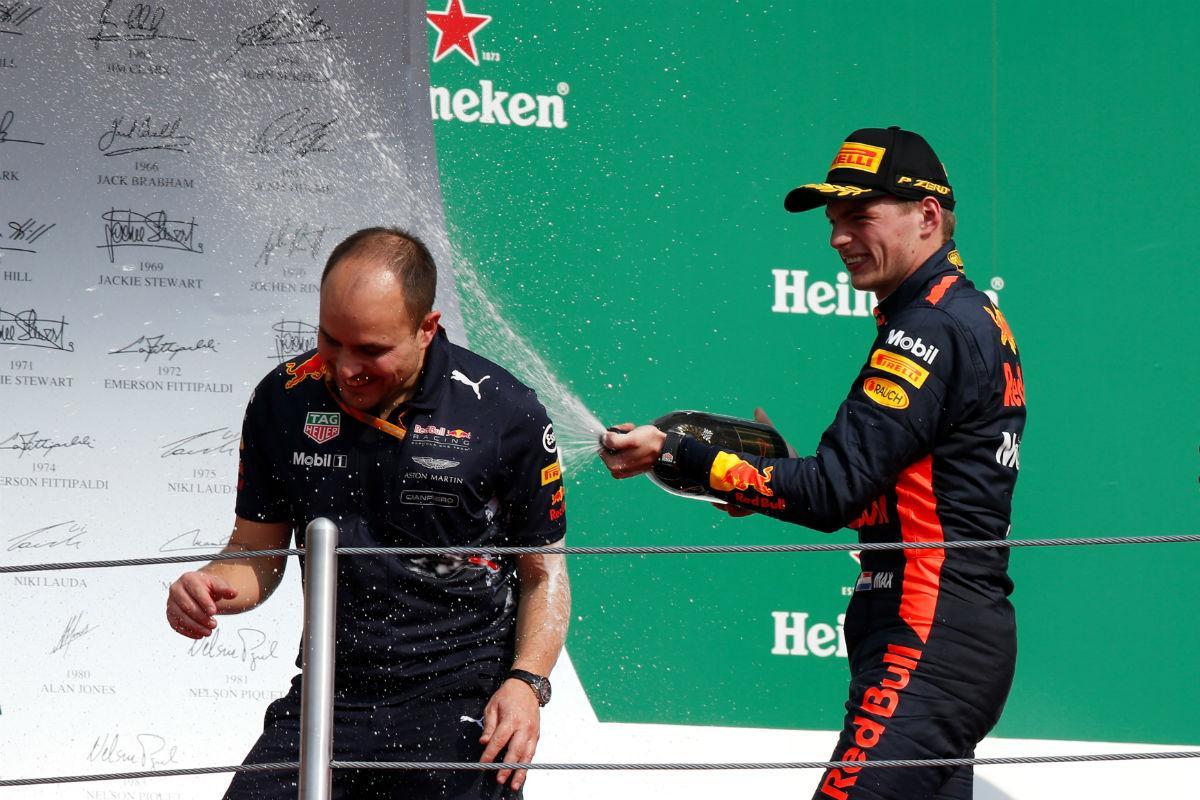 Max Verstappen - GP do México (Reuters)