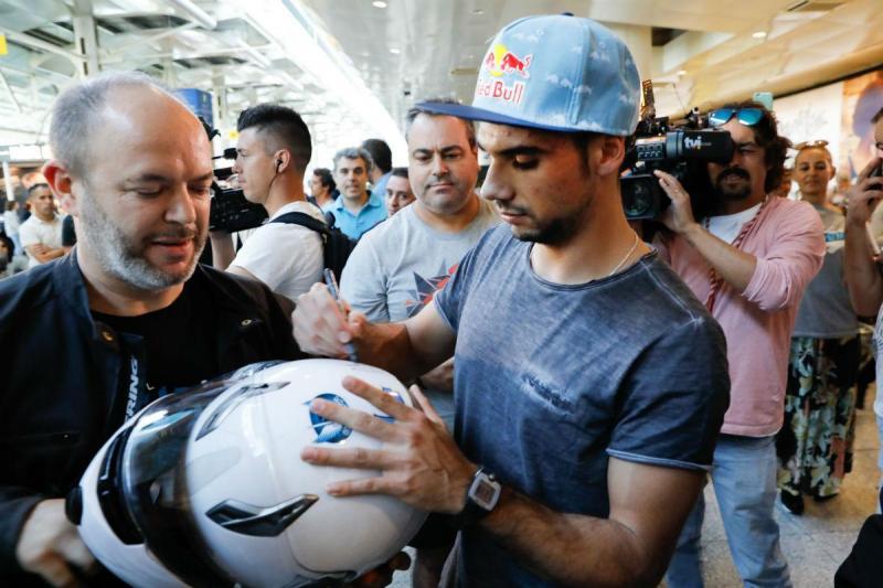Miguel Oliveira ambioso para GP de Valência