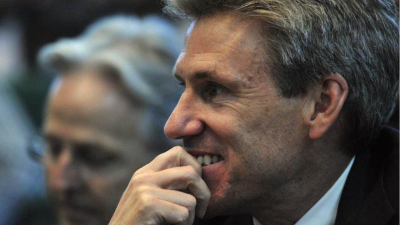 Chris Stevens - embaixador norte-americano morto na Líbia em 2012