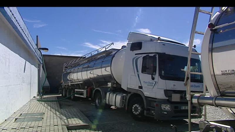 Camiões cisterna garantem abastecimento de água a Viseu
