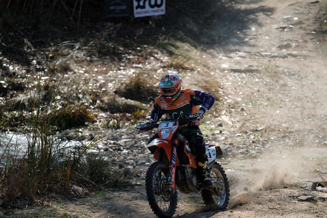 Mário Patrão aponta ao Dakar