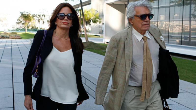 Bárbara Guimarães e Manuel Maria Carrilho conheceram a decisão do tribunal