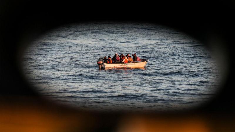 Navio português resgata mais 19 migrantes ao largo da Sicília