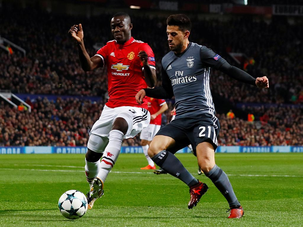 Manchester United-Benfica (Reuters)