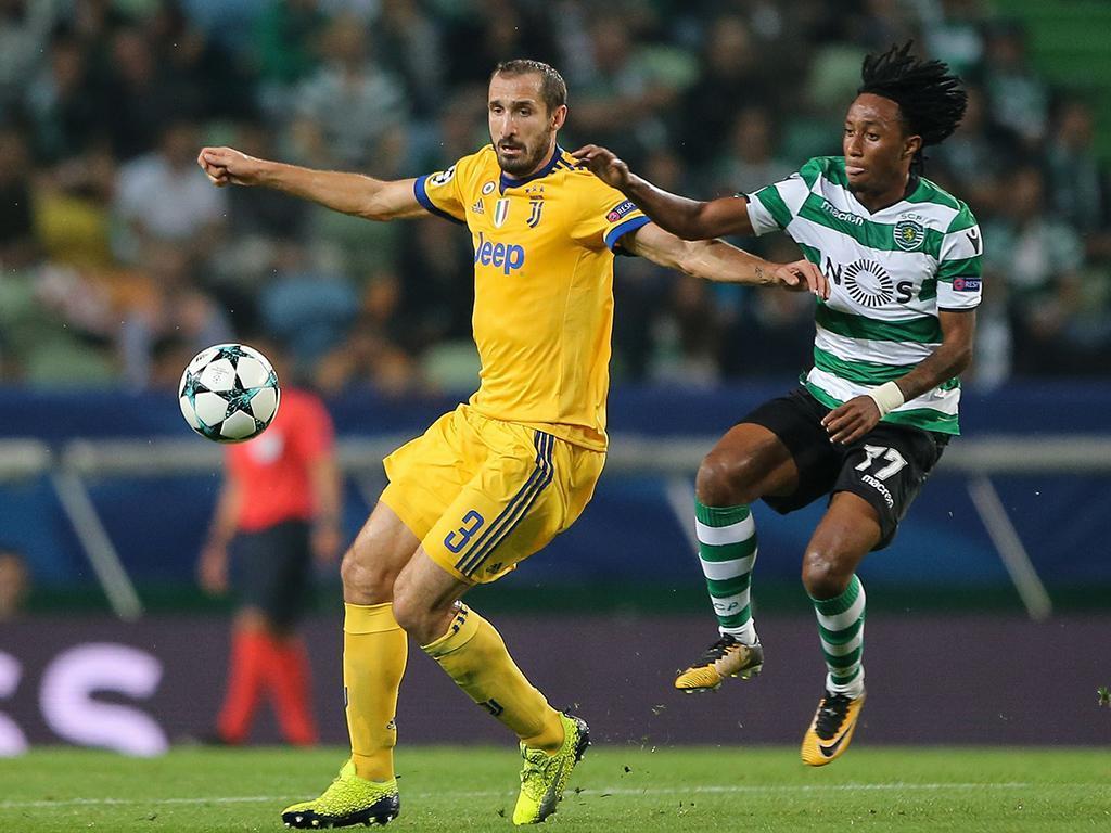 Sporting-Juventus (Lusa)