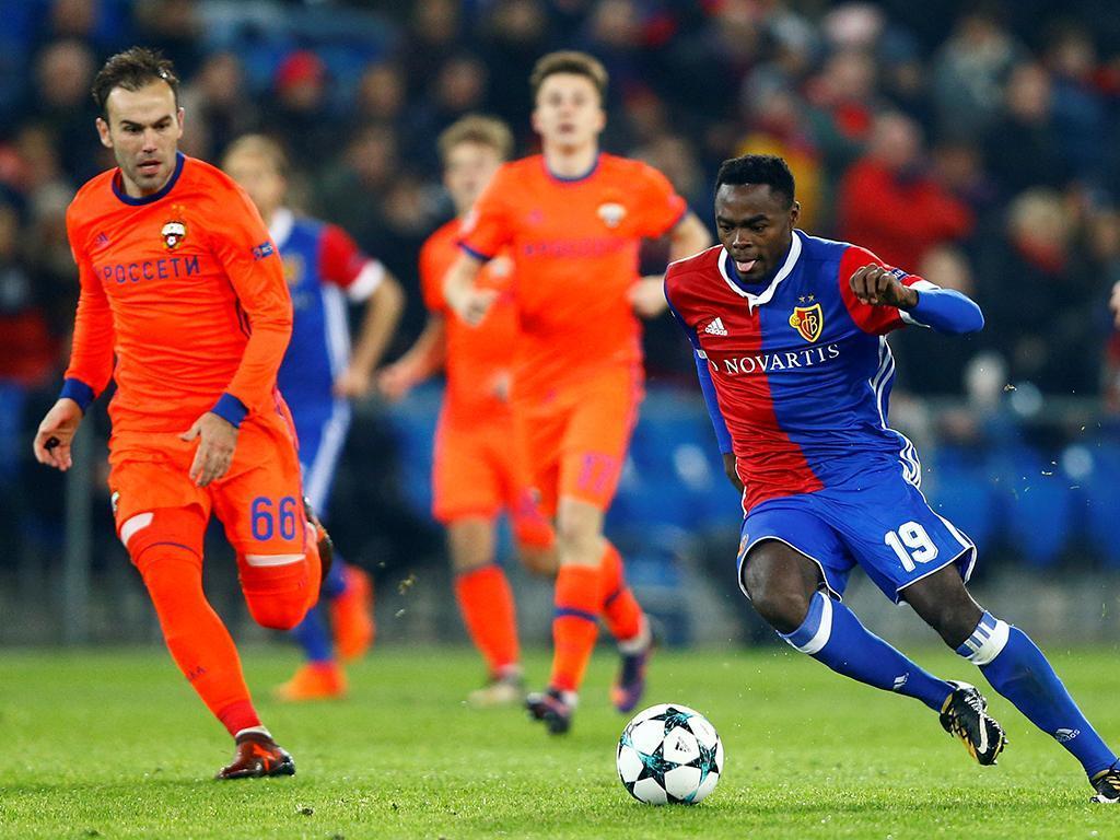 Basileia-CSKA Moscovo (Reuters)