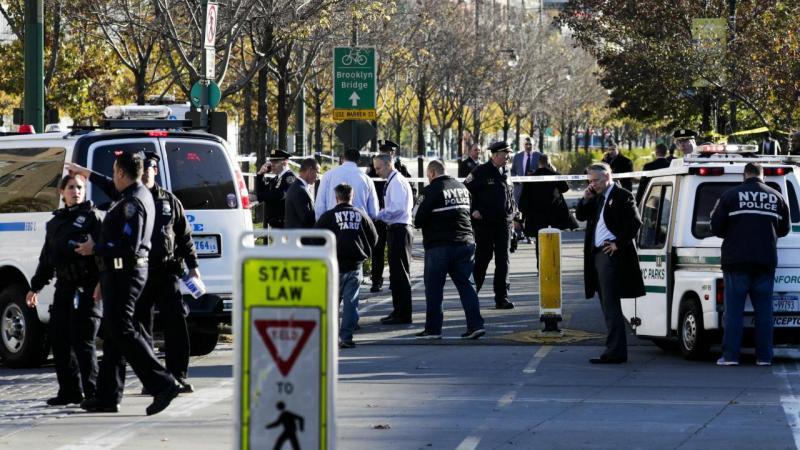 Atropelamento em Nova Iorque faz vários mortos e feridos
