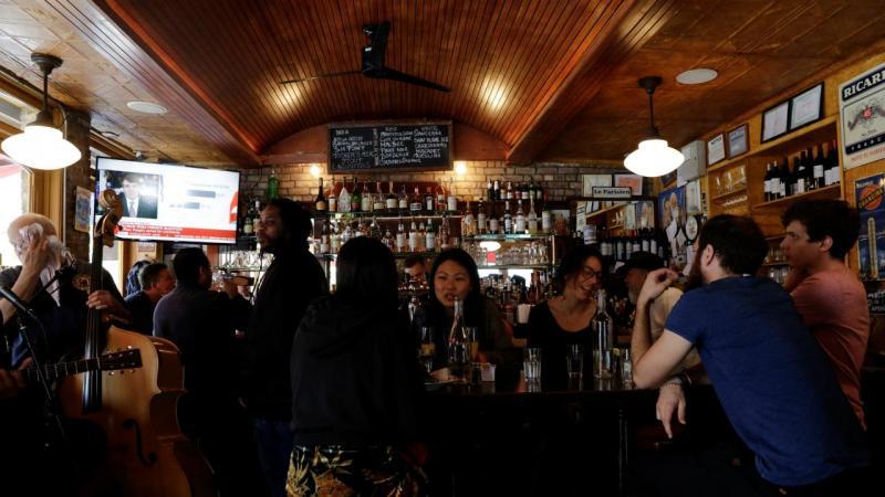 Bar - Nova Iorque