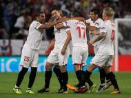 Sevilha-Spartak Moscovo (Reuters)
