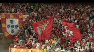 Comportamento dos adeptos deixa Benfica em risco