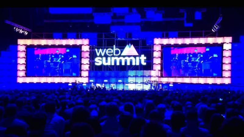 Bilhetes para a Web Summit estão a acabar