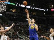 San Antonio Spurs-Golden State Warriors ( Reuters )