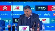 Conceição faz revelação inédita sobre Herrera