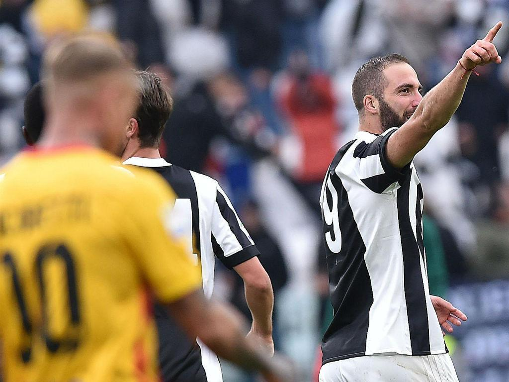 Juventus-Benevento