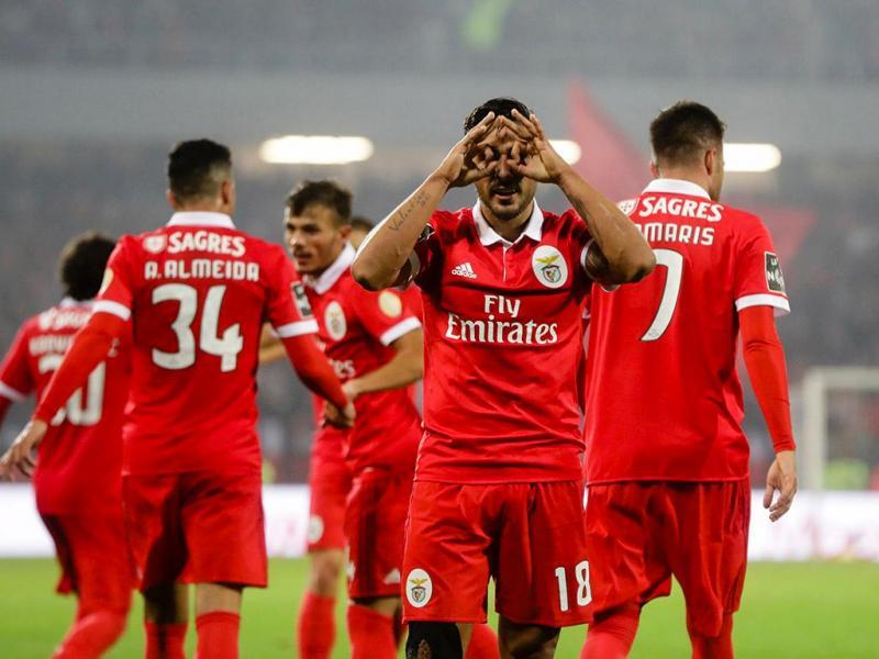 Vitória Guimarães-Benfica (Lusa)