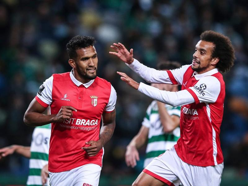 Sporting-Sp. Braga (Lusa)