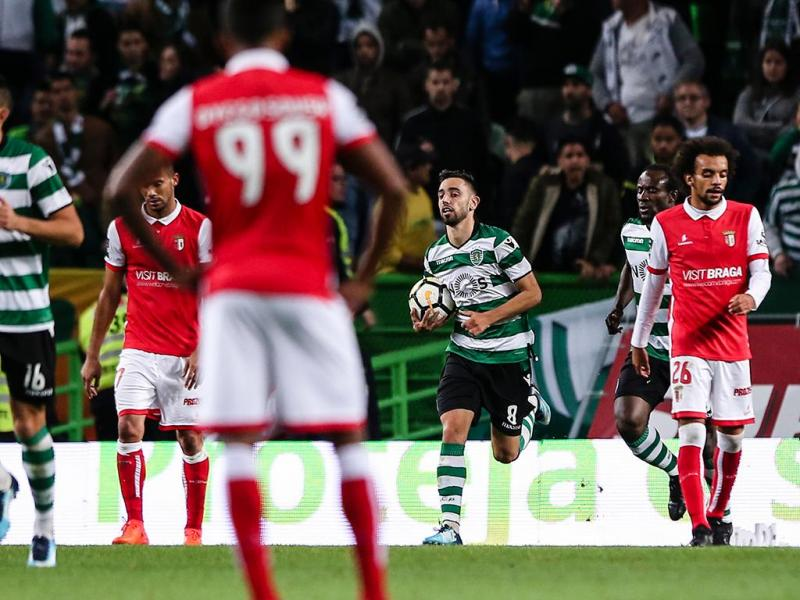 Sporting-Sp. Braga (Lusa)