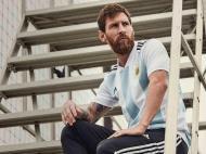 Camisolas Argentina ( Twitter Seleção Argentina )
