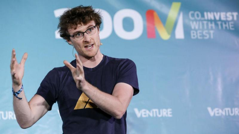 Paddy Cosgrave - Web Summit 2017