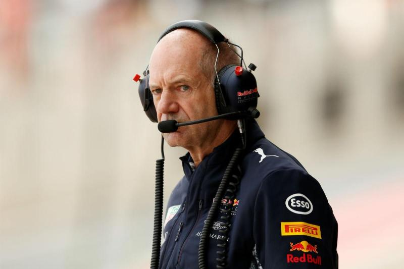 Adrian Newey (Reuters)
