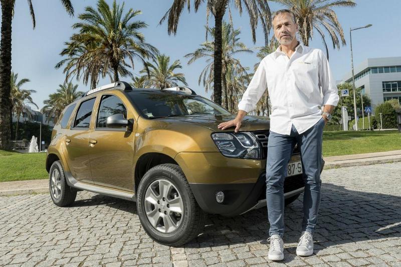Carlos Sousa regressa ao Dakar ao volante de um Duster