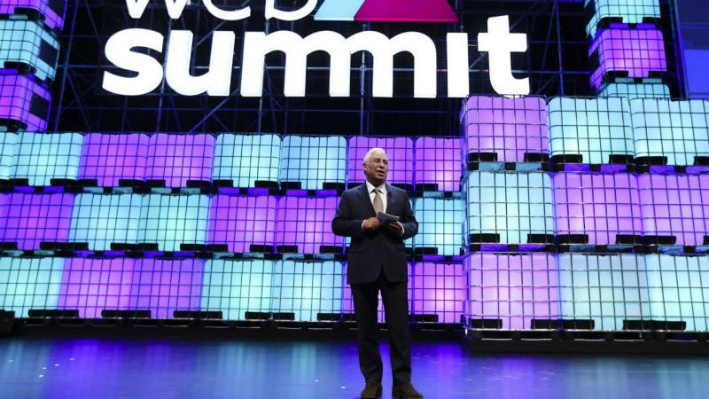 Web Summit 2017 - António Costa