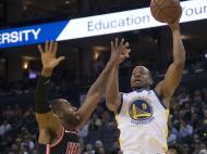 Golden State Warriors-Miami Heat ( Reuters )