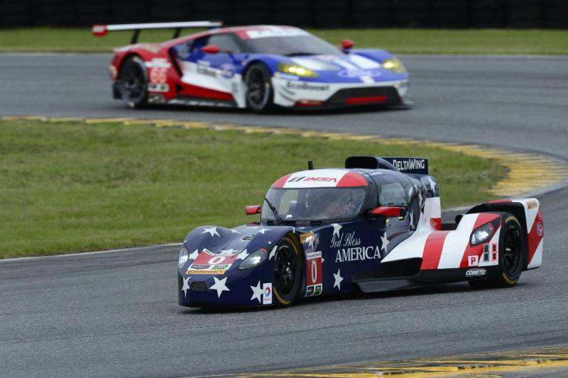 Deltawing marcou presença na American Le Mans Series