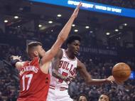 Toronto Raptors-Chicago Bulls ( Reuters )