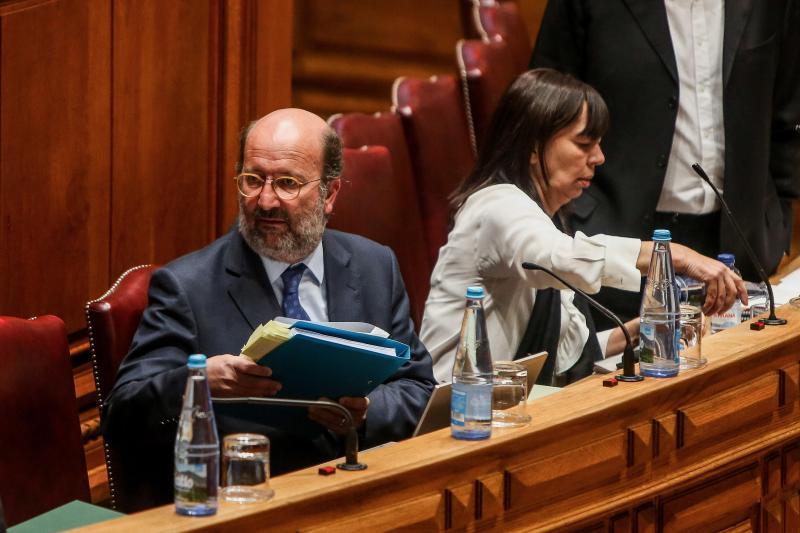 Ministro do Ambiente defende que situação da seca ainda não está invertida