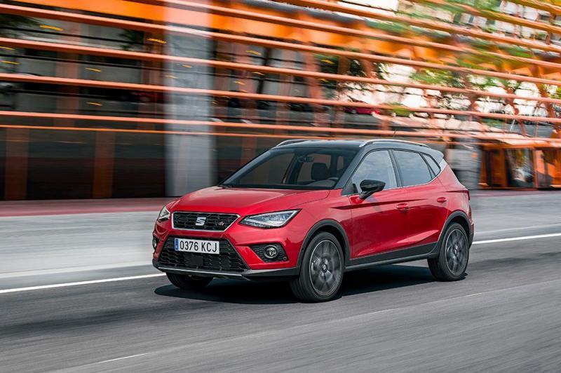 SEAT Arona recebe cinco estrela Euro NCAP