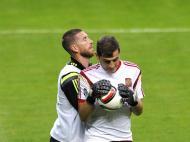 Sergio Ramos e Iker Casillas (Reuters)