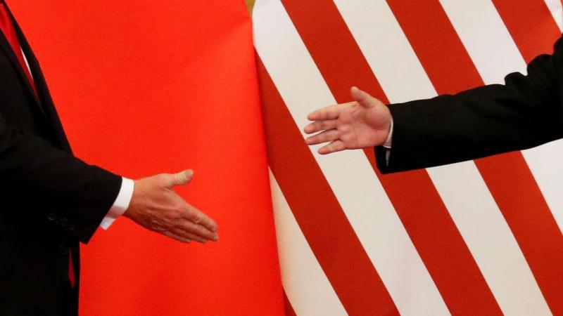 Presidentes à Pequim