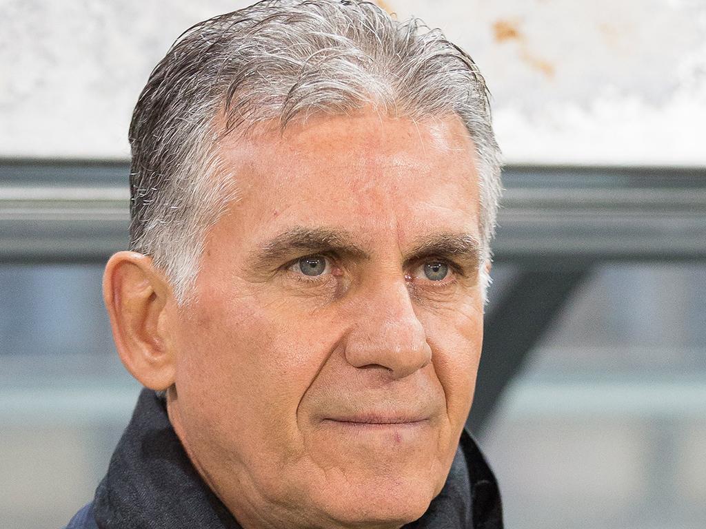 Carlos Queiroz (Lusa)