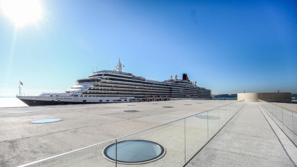 Novo terminal de cruzeiros de Lisboa
