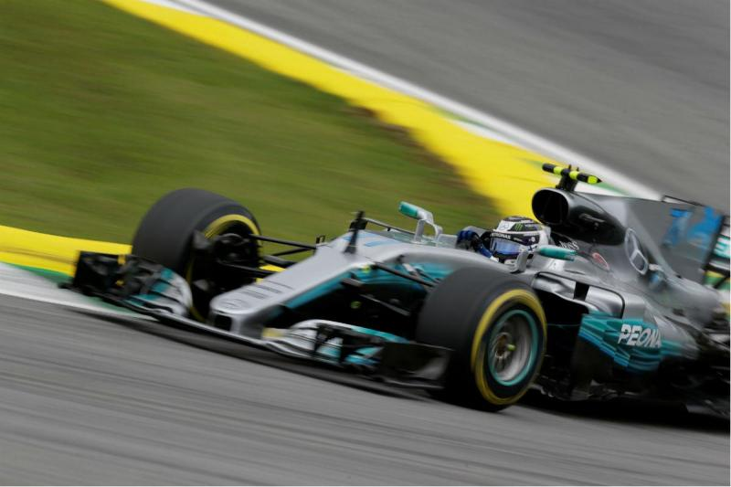 Valtteri Bottas - GP do Brasil (Reuters)