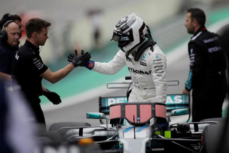 Valtteri Bottas - GP do Brasil (Reuters)