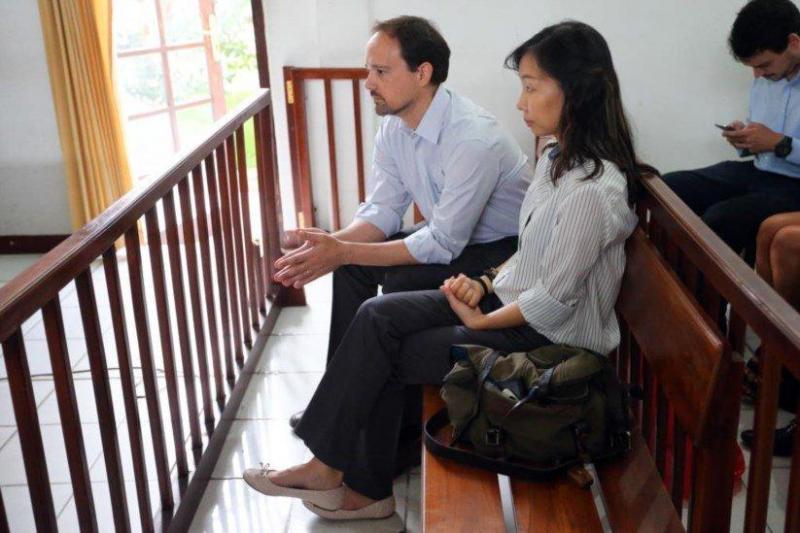Tiago e Fong Fong Guerra