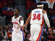Detroit Pistons-Miami Heat ( Reuters )
