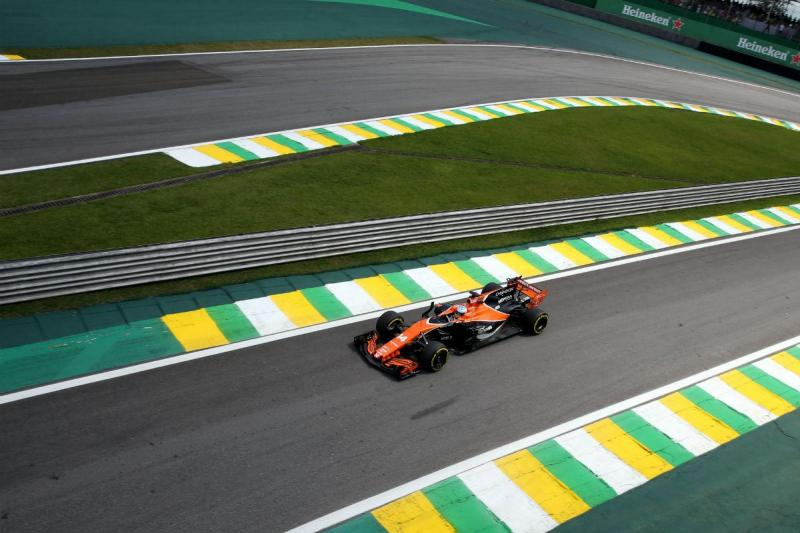 Fernando Alonso - GP do Brasil (Reuters)
