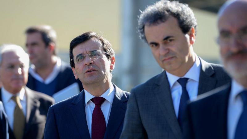 Adalberto Campos Fernandes e José Araújo