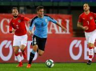 Áustria-Uruguai (Reuters)
