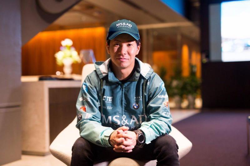 Kamui Kobayashi foi piloto F1