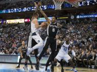 Dallas Mavericks-San Antonio Spurs ( Reuters )