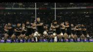 Râguebi: Nova Zelândia sua para vencer em França